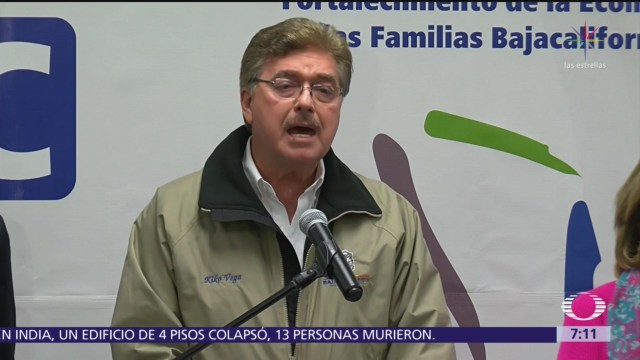 Gobernador de Baja California interpondrá controversia contra reforma