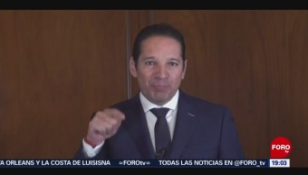 Foto: Gobernador Querétaro Batalla Legal Difamación 10 Julio 2019