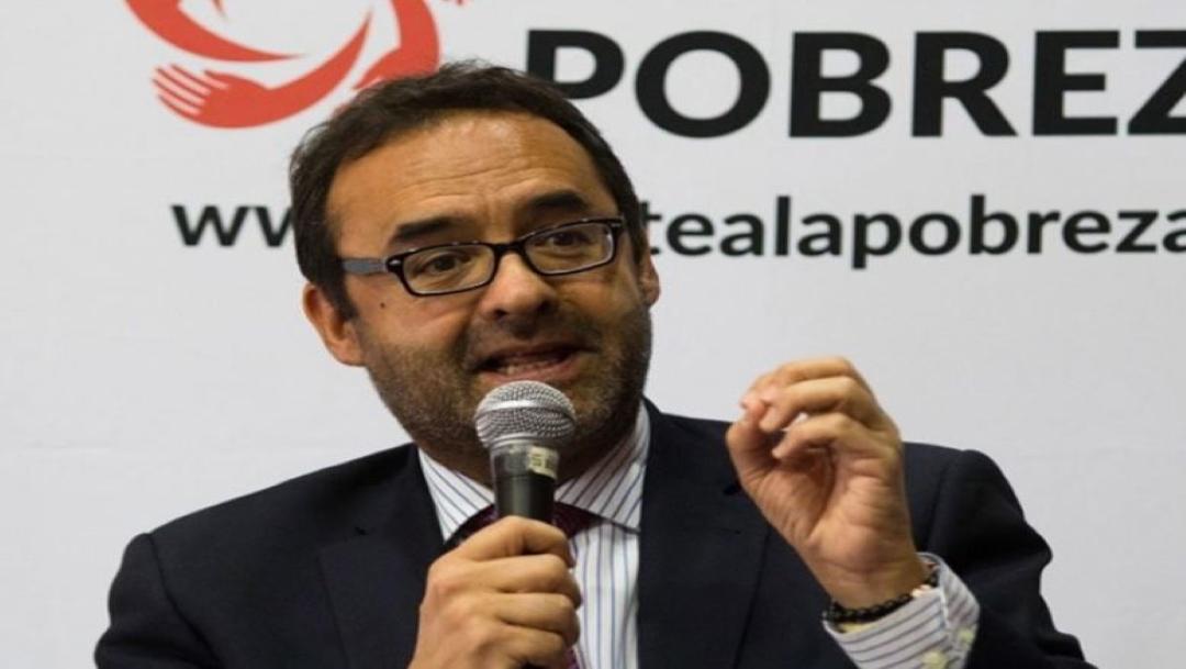 Gonzalo Hernández Licona, exdirector del Coneval