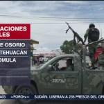 FOTO: Guardia Nacional llega a municipios de Puebla