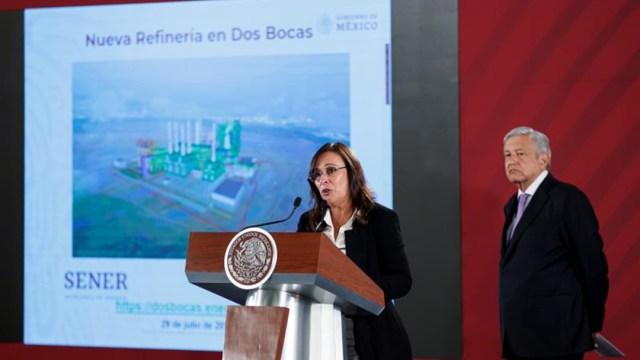Foto: La Reforma al Código Penal, aprobada por el Congreso de Tabasco haya sido una reforma a la medida para evitar protestas por la edificación de Dos Bocas, 30 de julio de 2019 (EFE)