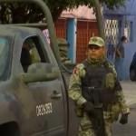 FOTO Guardia Nacional vigila estaciones del Metro CDMX (Noticieros Televisa)