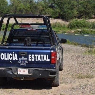 Mueren hermanos ahogados al intentar salvar a niños en el río Presidio en Mazatlán