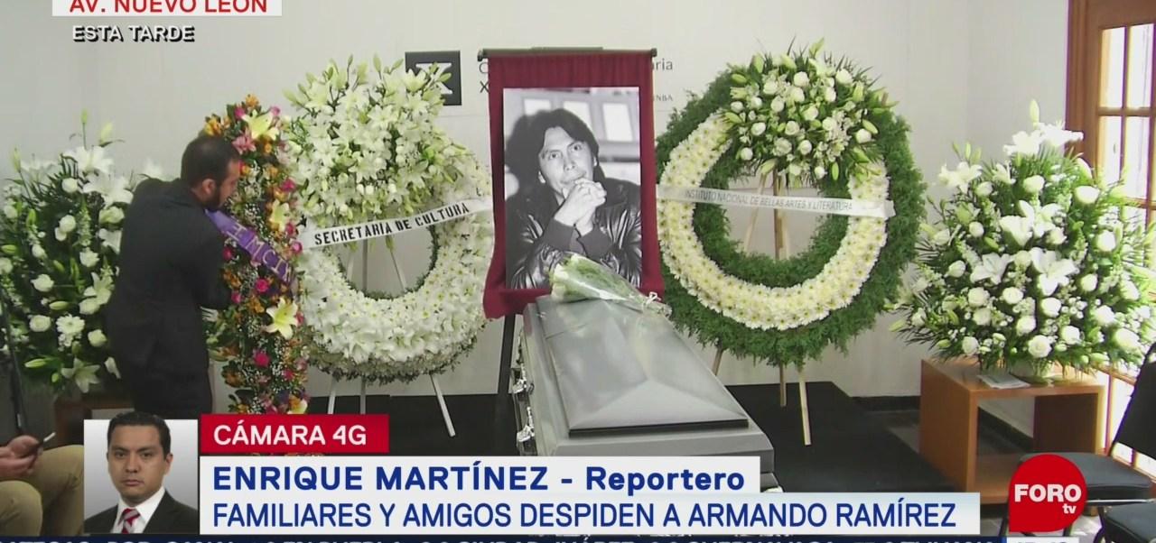 FOTO: Hijo de Armando Ramírez le dedica emotivo mensaje