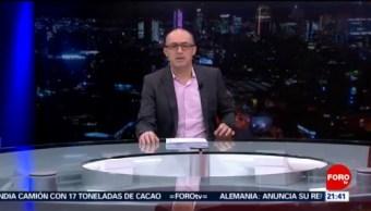 Foto: Hora 21 Julio Patán Forotv 15 Julio 2019