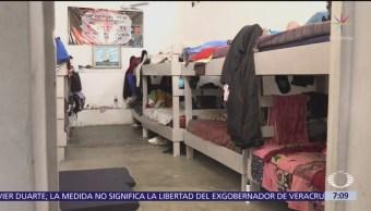Hoy inicia remodelación de albergues de migración en Chiapas y Veracruz