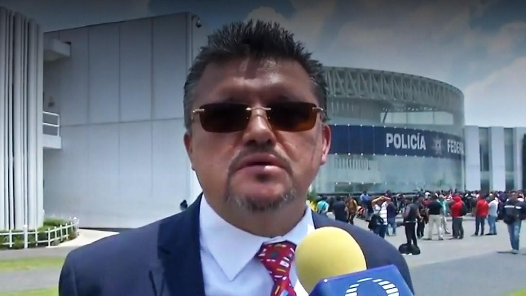 ¿Quién es Ignacio Benavente, señalado de estar detrás de las protestas de la Policía Federal?