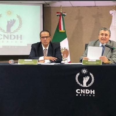 Combate a corrupción no justifica suspensión de estancias infantiles: CNDH