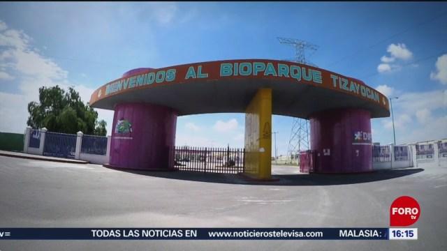 Foto: Instalaciones de Bioparque Tizayocan no cumplen con normas de la Profepa