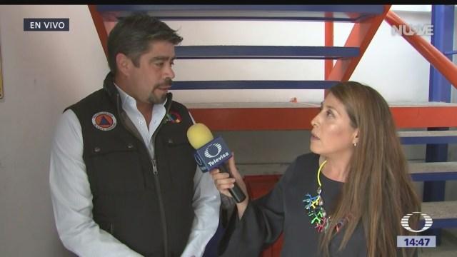 Instalan estación sísmica en alcaldía Álvaro Obregón