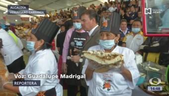 FOTO: Instalan Feria Torta alcaldía Venustiano Carranza,