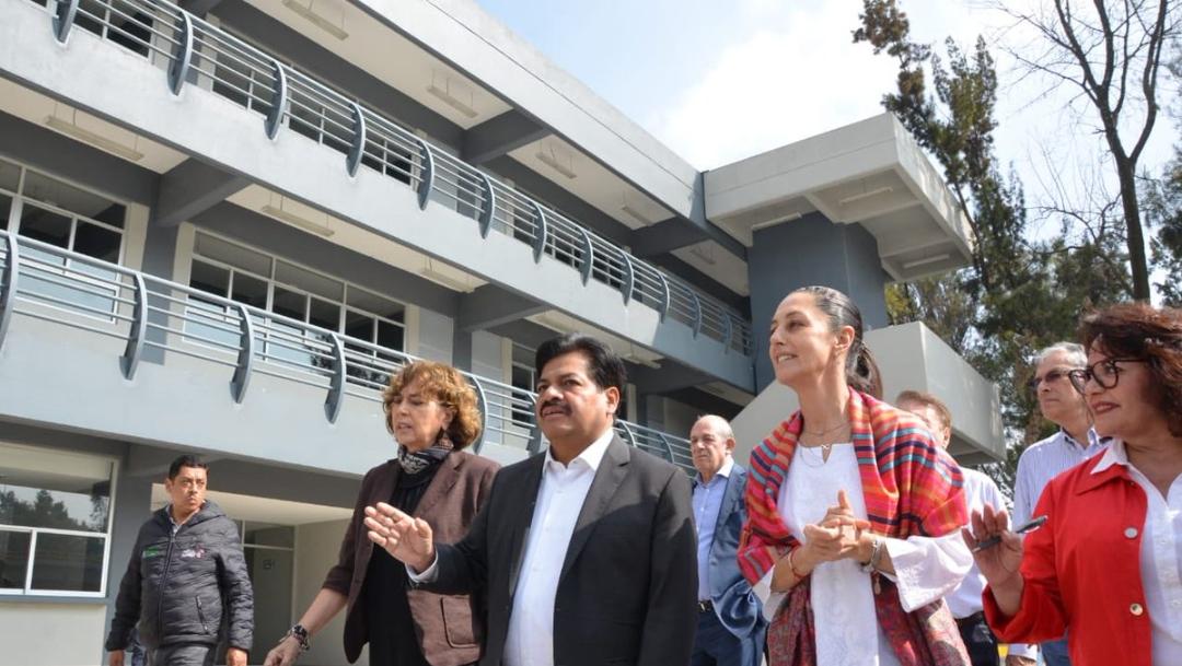 FOTO ¿Cómo entrar a la nueva universidad de CDMX, Rosario Castellanos? 7 JULIO 2019