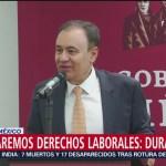 Foto: Guardia Nacional Derechos Laborales 3 Julio 2019
