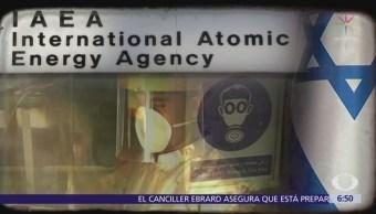 Irán se aleja del acuerdo nuclear