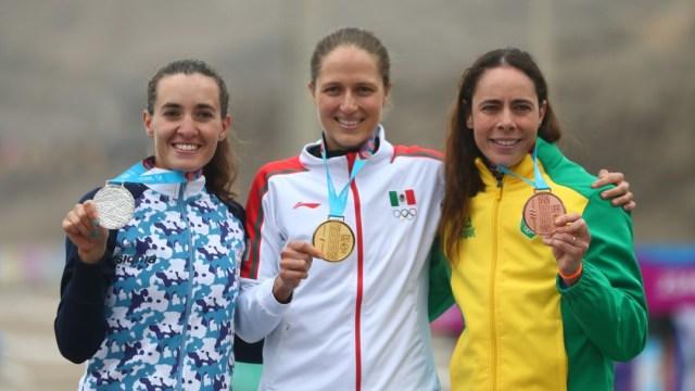 México pierde el primer lugar en el medallero de los JP