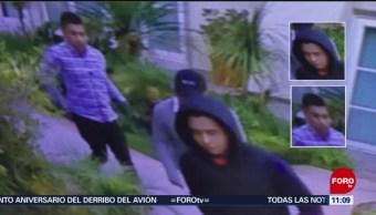 Juan Osorio difunde video del robo en su casa