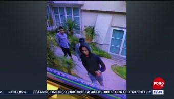 Juan Osorio publica foto de los delincuentes que asaltaron su casa