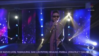 Kalimba lanza nuevo material musical y lo presenta en Al Aire