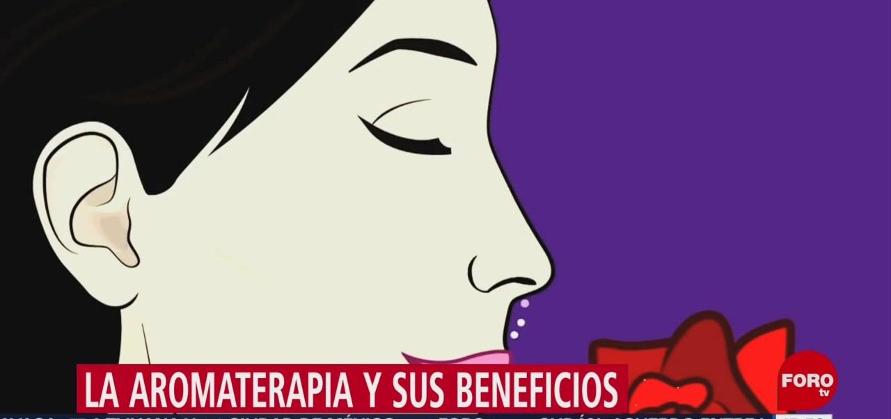 FOTO: La aromaterapia y sus beneficios
