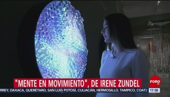 Casona Xicoténcatl sede exposición arte pintora Irene Zundel
