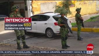FOTO: La Guardia Nacional inicia operaciones en la CDMX, 13 Julio 2019