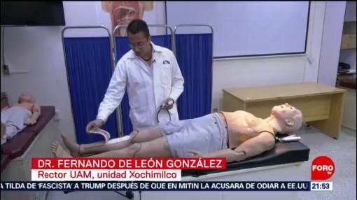 Foto: Formación Médicos México 18 Julio 2019