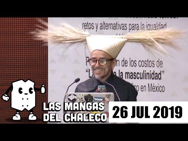 FOTO: Las Mangas del Chaleco 26 Julio 2019