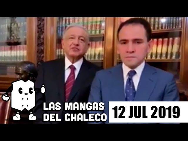 FOTO: Las Mangas del Chaleco Renuncia y nombramiento en Hacienda, pleito entre Calderón y Durazo
