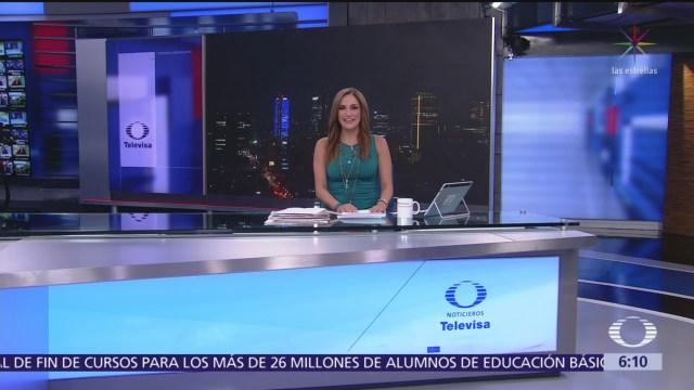 Las noticias, con Danielle Dithurbide: Programa del 10 de julio del 2019