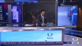 Las noticias, con Danielle Dithurbide: Programa del 16 de julio del 2019