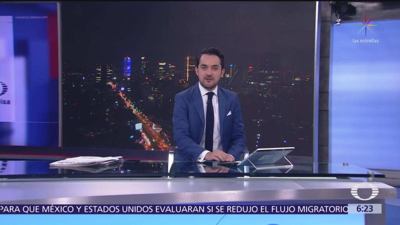 Las noticias, con Danielle Dithurbide: Programa del 23 de julio del 2019