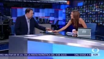 Las noticias, con Danielle Dithurbide: Programa del 5 de julio del 2019