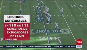 Lesiones cerebrales en deportistas
