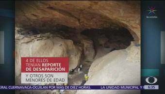 Liberan a 21 hombres secuestrados en la Sierra Tarahumara