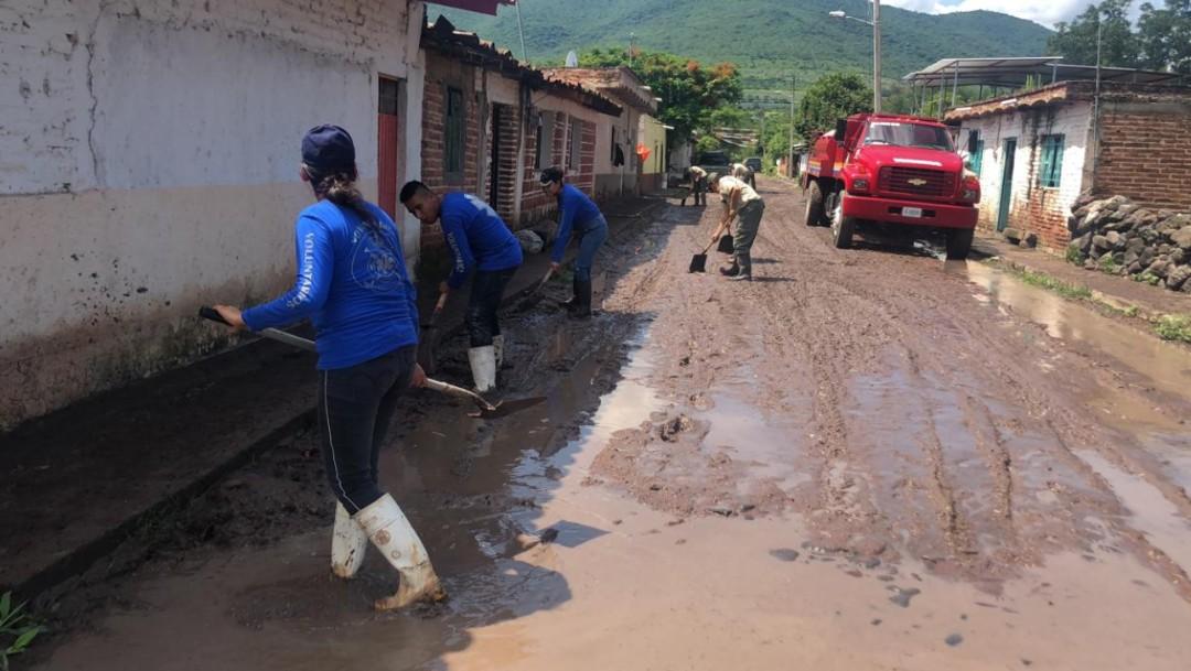 Foto: Lluvias causan daños en Jalisco, 30 de julio de 2019