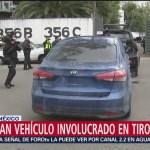 Foto: Localizan Vehículo Utilizado Durante Ataque Artz Pedregal