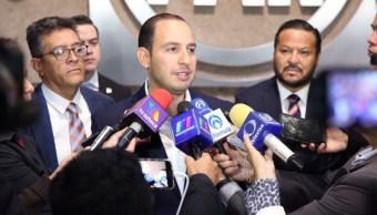 Marko Cortés, presidente nacional del PAN