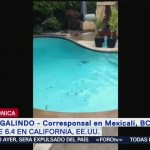 FOTO: Mexicali percibe sismo registrado en California