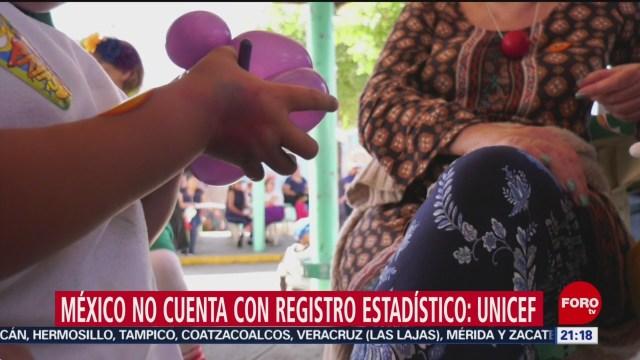 Foto: México Sin Registro Violencia Niños Adolescentes 11 Julio 2019