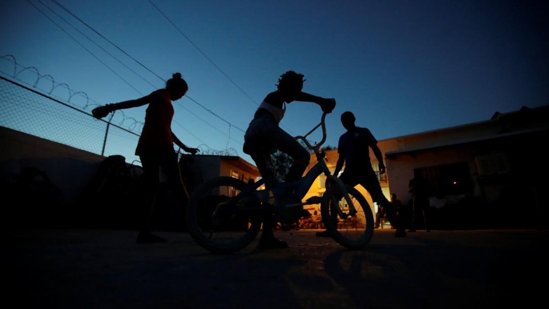 Foto: Migrantes en Ciudad Juárez, 14 de julio de 2019, México
