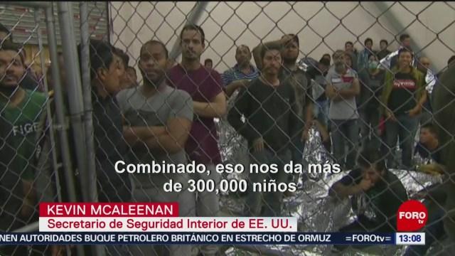 FOTO: Miles de migrantes han sido detenidos este año en Estados Unidos, 20 Julio 2019