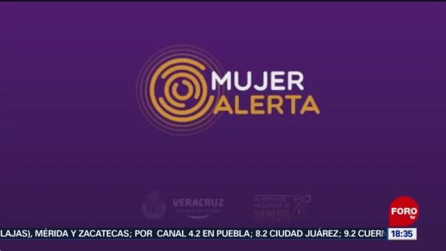 Foto: Violencia Mujer Apps Aplicaciones Veracruz 5 Julio 2019