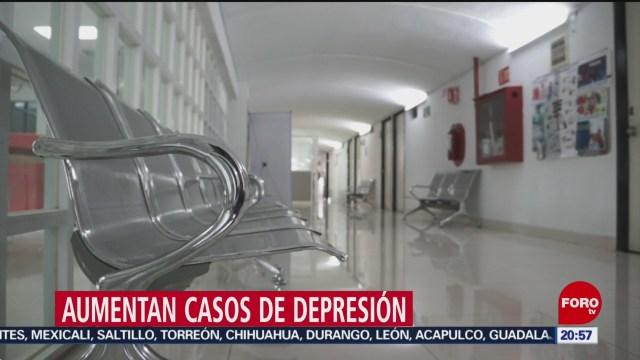 Foto: Mujeres son más propensas a la depresión