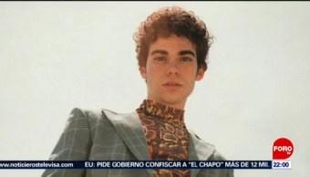 FOTO: Murió el actor Cameron Boyce a los 20 años en EU, 7 Julio 2019