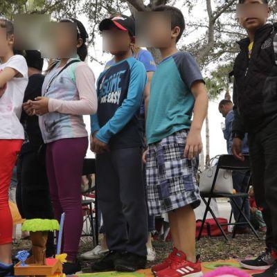 Cientos de menores de edad sin compañía llegan a Tijuana