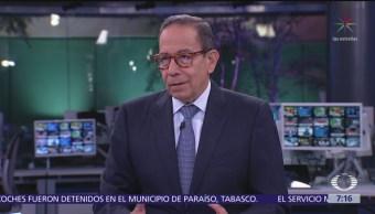 No veo una crisis, indicadores económicos van bien: Carlos Salazar