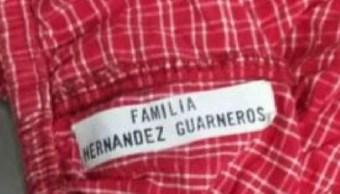 FOTO Caso Norberto Ronquillo: Cadáver estaba envuelto en sábana con nombre (FOROtv)