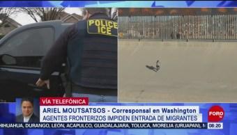 FOTO: Trump advierte que comenzarán las deportaciones de migrantes en EU, 6 Julio 2019