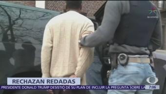 Nueva York rechaza redadas contra migrantes