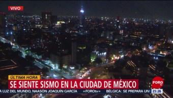 Foto: Nuevo Sismo Hoy De Magnitud Cdmx 16 Julio 2019